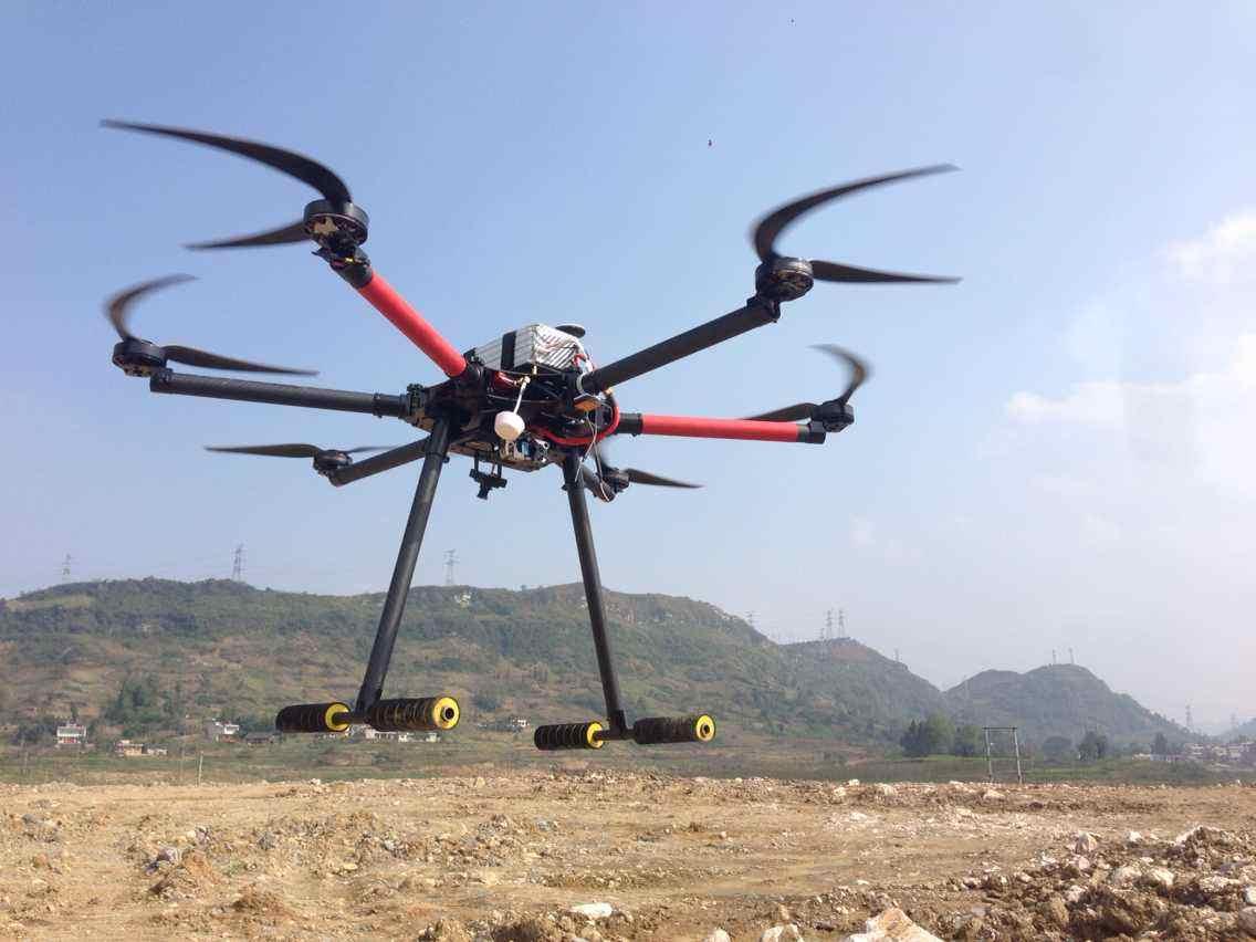 航拍无人机测绘技巧 学会这八招无敌了