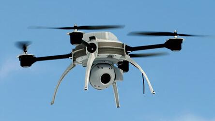 安防航拍无人机