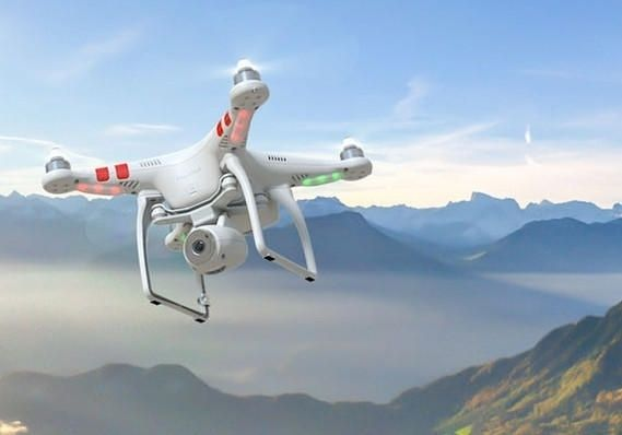 你们听过测绘吗?听过无人机航拍测绘吗?