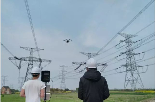 电力巡检无人机如何高效作业?